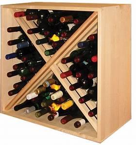 Casier Bouteille Vin : casier rangement bouteille ~ Preciouscoupons.com Idées de Décoration