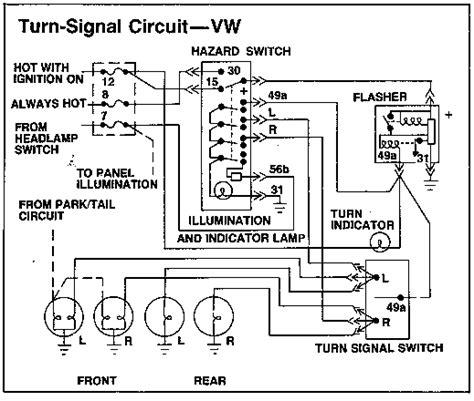 thesamba view topic 2 prong signal flasher vs 3