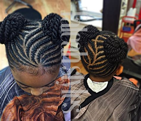 Braiding Hairstyles For Kid by Taleahstyles2 Hair Styles And Help Black