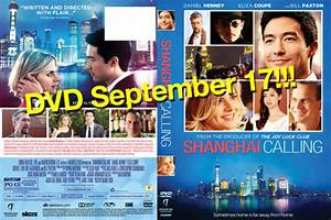 [CONTEST] Your Chance to WIN a SHANGHAI CALLING DVD or ...