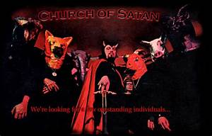 The Church Of Satan Is looking For A Few Outstanding ...
