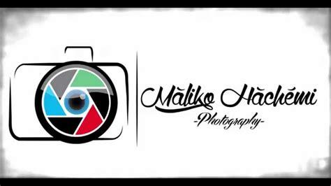 maliko hachemi photography logo making adobe illustrator