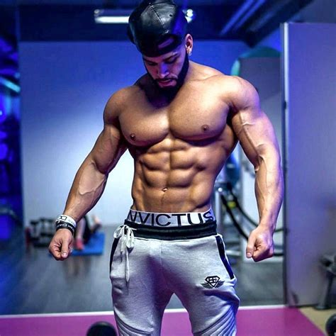gerardo gabriel fitness model workout and gallery work party muscular men girls who workout