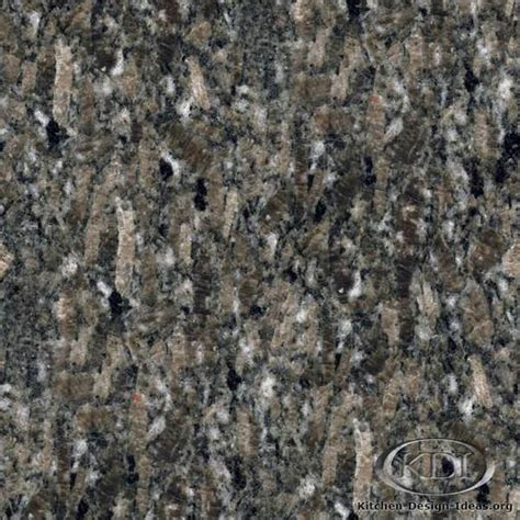 brown pearl granite kitchen countertop ideas