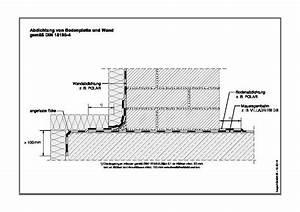 Abdichtung Gegen Aufsteigende Feuchtigkeit Bodenplatte : cad detail abdichtung bodenplatte wand icopal ~ A.2002-acura-tl-radio.info Haus und Dekorationen
