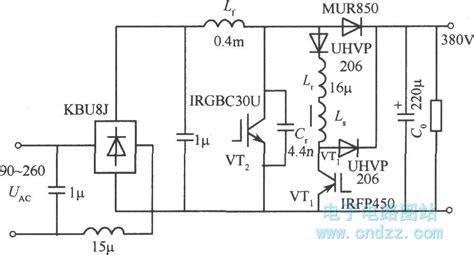 Khz Power Factor Correction Circuit Basic