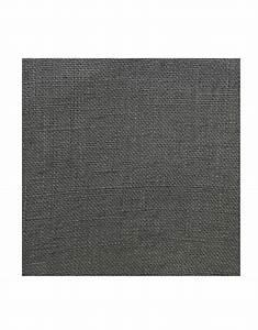 Rideau Lin Gris : rideau pr t poser en lin gris thevenon ~ Teatrodelosmanantiales.com Idées de Décoration