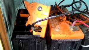 Inverter Battery Blast, People injury from inverter ...