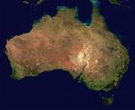 Geography of Australia - Wikipedia