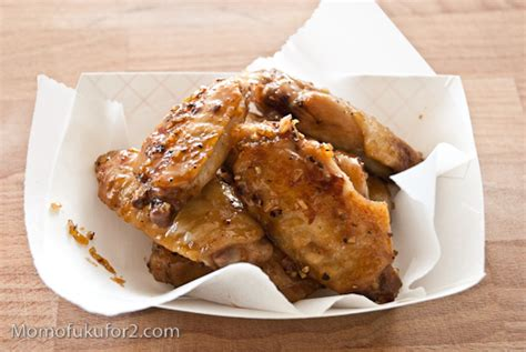 If you find that yours does then it's probably better without it. ventura99: Costco Garlic Chicken Wings Recipe