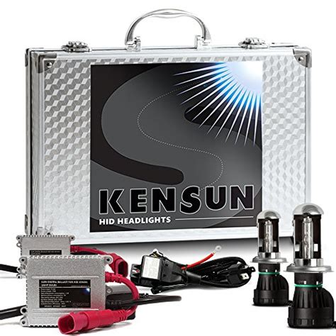 kensun hid xenon conversion kit quot all bulb sizes and colors quot import it all