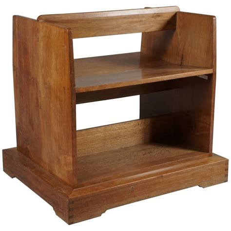 Craft Bookcase by Arts And Craft S Standing Bookcase For Sale At 1stdibs