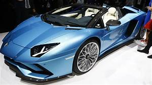 Lamborghini Aventador 2018 : 2018 lamborghini aventador s roadster photos ~ Medecine-chirurgie-esthetiques.com Avis de Voitures