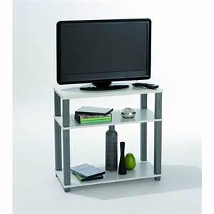 Petit Meuble Tv Pas Cher : petit meuble tv pas cher meuble tv design suspendu maisonjoffrois ~ Teatrodelosmanantiales.com Idées de Décoration