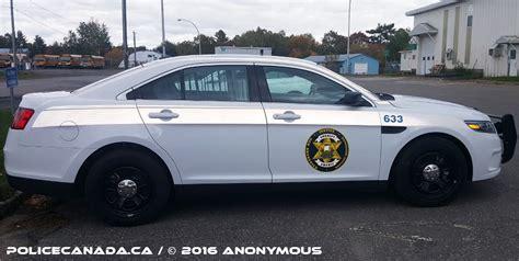 POLICE CANADA - NEW BRUNSWICK