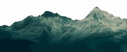 Mountain Range Transparent