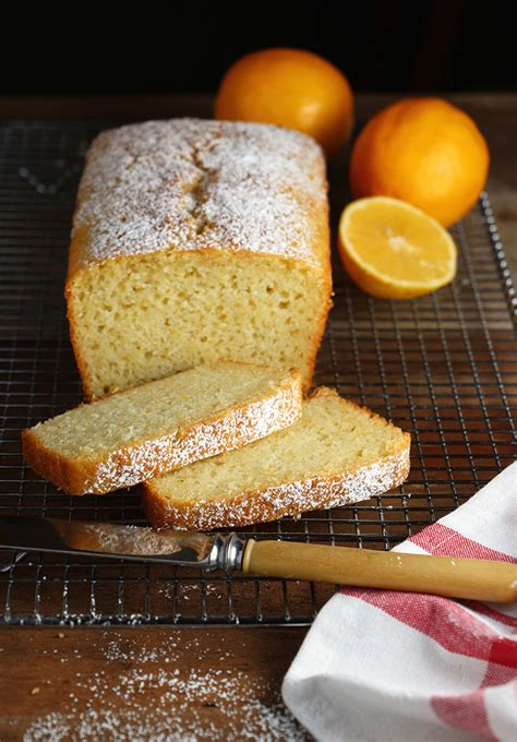 meyer lemon pound cake  cardamom eat