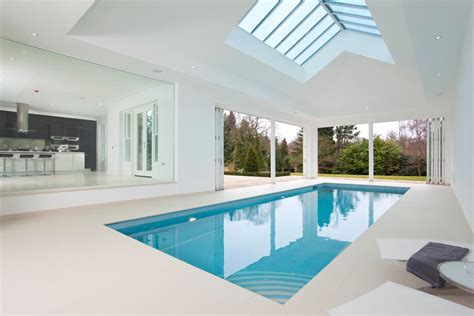 Modern Residential Indoor Skylight Design Ideas by 50 Beautiful Indoor Swimming Pool Design Ideas For Your Home