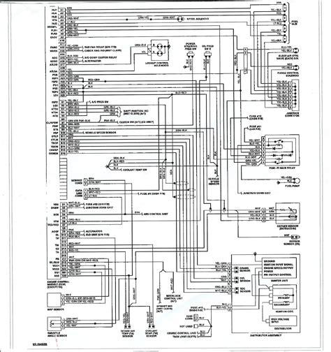 1991 honda civic electrical wiring diagram and schematics