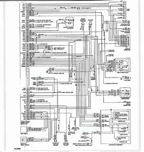 Ford Wiring Diagram 1991