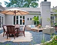 Best Gravel Patio Design Ideas - Home Design Ideas