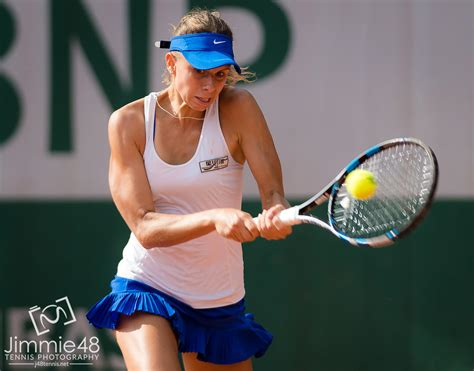 The latest tennis stats including head to head stats for at matchstat.com. Photo: Magda Linette
