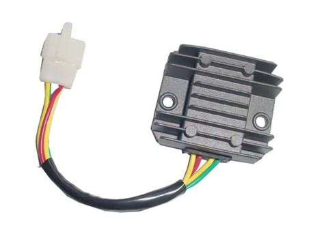 China Motorcycle Voltage Regulator (dq-t017)
