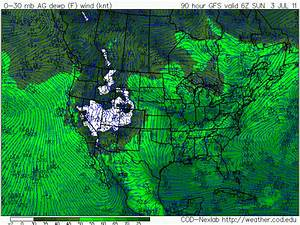 Smitty's Synoptic Synopsis: A Hot Couple of Days, But No ...