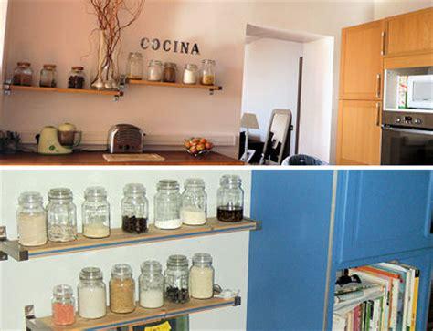 decorer cuisine comment décorer étagère cuisine