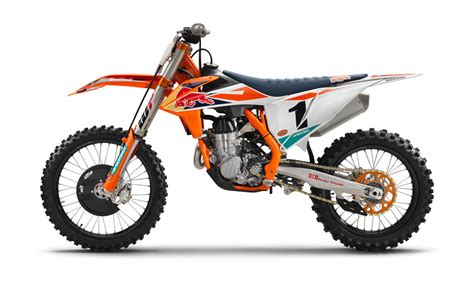 friday wrap  husky ktm factory editions dirt bike