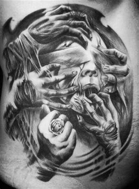 18 best Tattos by fabian rojas images on Pinterest | Tattos, Christ tattoo and Feather