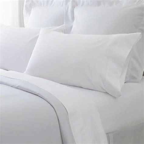 1 white king size fitted deep pocket sheets t 250 percale