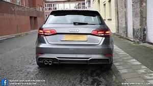 Audi A3 Break : audi a3 8v facelift rear interior taillights halogen with brake lights youtube ~ Medecine-chirurgie-esthetiques.com Avis de Voitures
