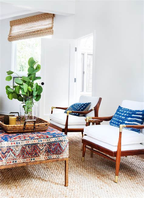 A New Family's Bohemian Eclectic California Home Glitter