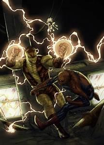 Spider-Man vs The Shocker   Comic Art: Spider-Man   Pinterest