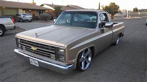 1981 C10  Silverado  Hot Rod  Squarebody  Patina Shop