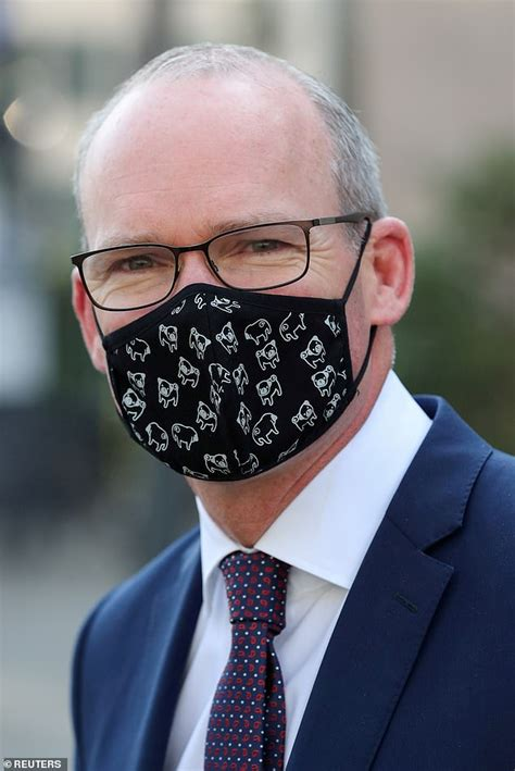 Irish foreign minister Simon Coveney fears talks with the ...