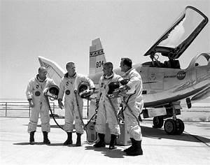 Dryden's Test Pilots | Mister Crew