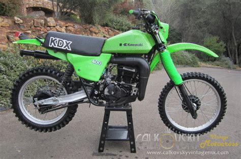 1979 Kawasaki Kdx 400 Enduro