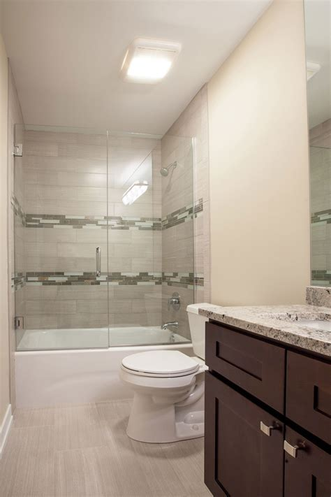 contemporary modern condo bathroom remodel linly designs