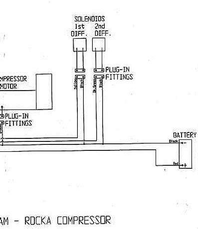 Toyotum 4runner Wiring Diagram Lifier by Arb Wiring Diagram Did A Search Pirate4x4 4x4