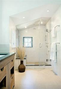 Utilitarian Design 46 Amazing Bathrooms With Walk In Showers That Will