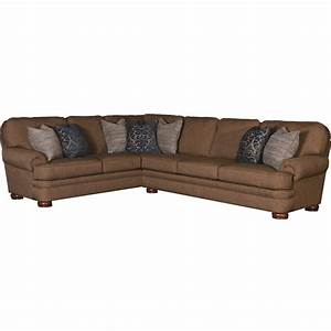 mayo 3620 five seat sectional sofa knight furniture With sectional sofa seats 8