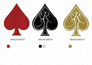 Ade Smilez Heavenly images: Logos: Ace of spades - Rouge ...