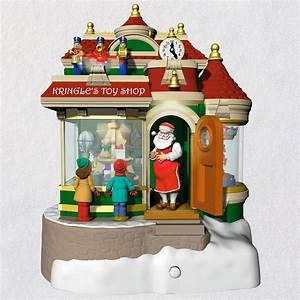 2019, Kringle, U0026, 39, S, Toy, Shop, Hallmark, Christmas, Ornament
