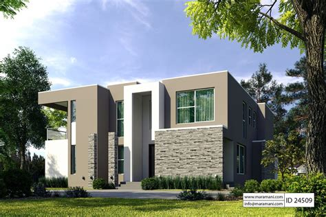 bedroom modern house plan id  house plans  maramani