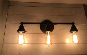 Updating Bathroom Light Fixtures by Get Your Bathroom Light Fixtures Back To The Future Hometalk