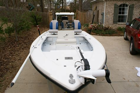 Bc Flats Boats For Sale dolphin backcountry flats boat the hull boating