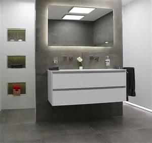 Betonoptik Wand Bad : fliesen in betonoptik liegen weiterhin stark im trend ~ Sanjose-hotels-ca.com Haus und Dekorationen