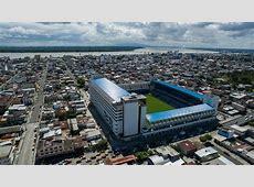 Agenda para la reinauguración del estadio Banco del